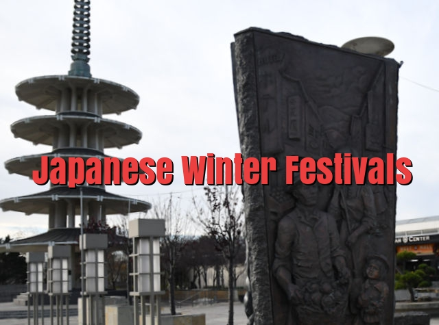 Japanese Winter Festivals