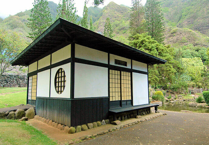2020 Japanese Tea Houses in the United States